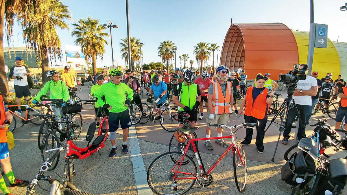 Ride of Silence North Hollywood