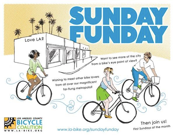 Credit: Los Angeles County Bicycle Coalition