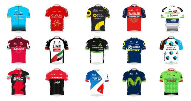 Ranking the 2017 Tour de France Jerseys - CiclaValley 87332e94d